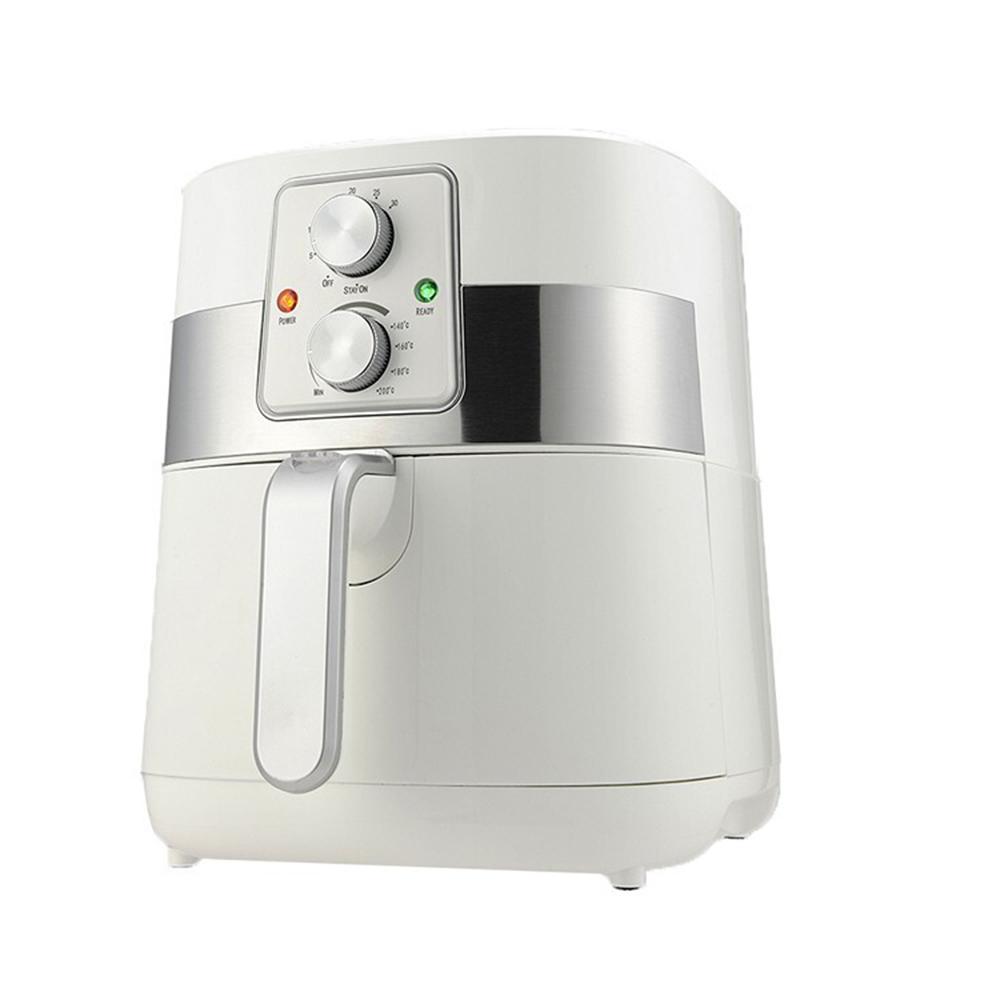 SAMPO聲寶 4.5L健康油切氣炸鍋 KZ-L19302BL