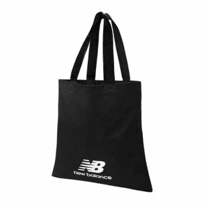 New Balance 托特包 Pool Tote 休閒 男女款 紐巴倫 購物袋 單肩背 手提包 外出 輕便 黑白 BG03079GBKW