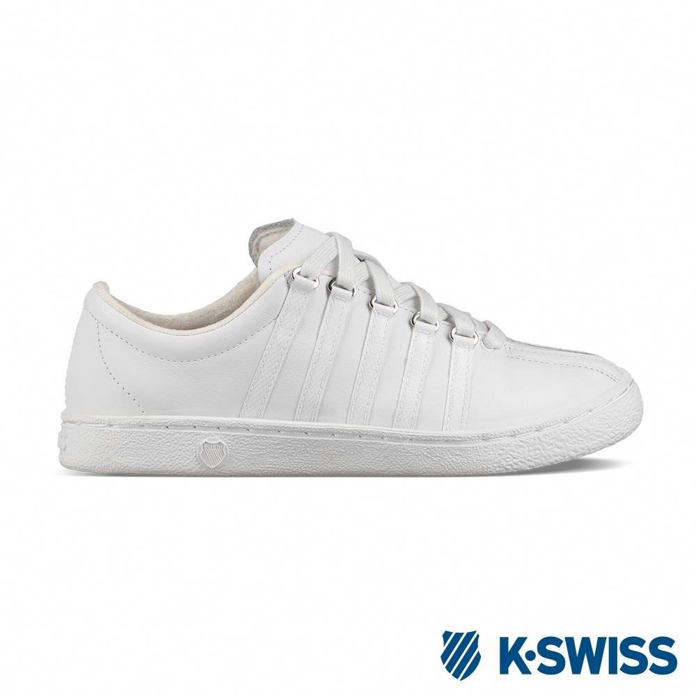 K-SWISS Classic 66經典時尚運動鞋-女-白