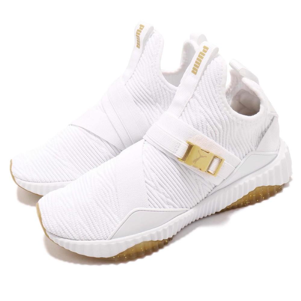 Puma 休閒鞋Defy Mid Varsity 女鞋| 休閒