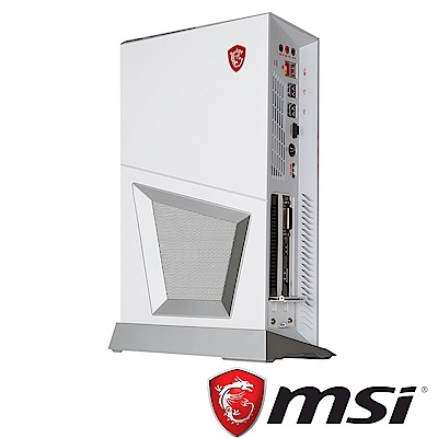MSI微星 Trident3-217 海神戰戟 輕巧電競(i5-8400/1060/8G)