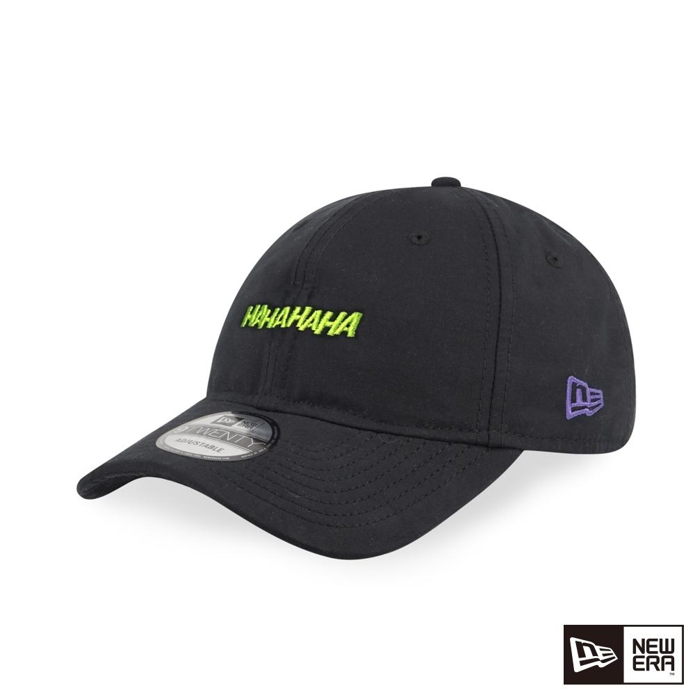 NEW ERA 9TWENTY 920 JOKER HAHAHA 黑 棒球帽