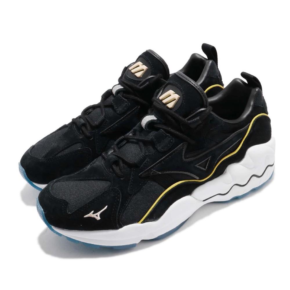 Mizuno 慢跑鞋 Wave Rider 1 運動 男鞋