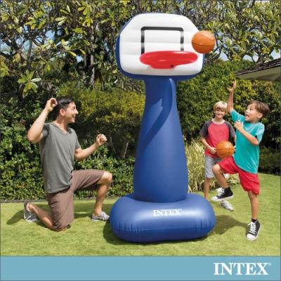 INTEX 兒童籃球架充氣玩具(57502)