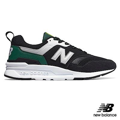 New Balance復古鞋CM997HEC_中性黑色