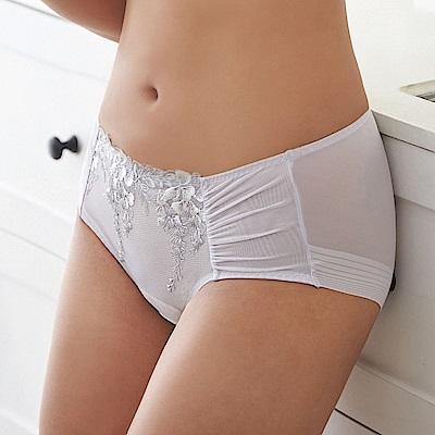 蕾黛絲-阿勃勒減壓靠過來-平口內褲 M-EL(氣質灰)
