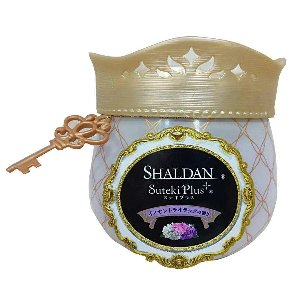 日本雞仔牌 夢幻香水果凍芳香劑-紫丁花香(260g)