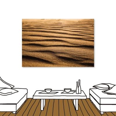 24mama掛畫 單聯式 現代無框畫掛畫 40x60cm-歲月流金