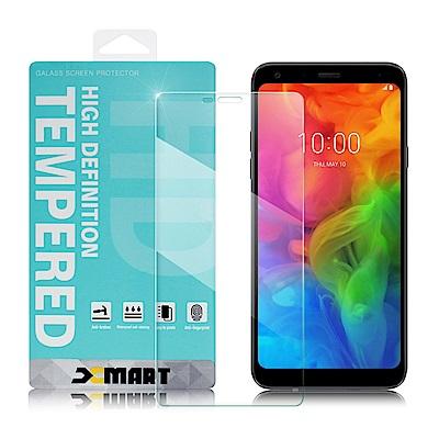 Xmart For  LG Q7+  薄型 9H 玻璃保護貼
