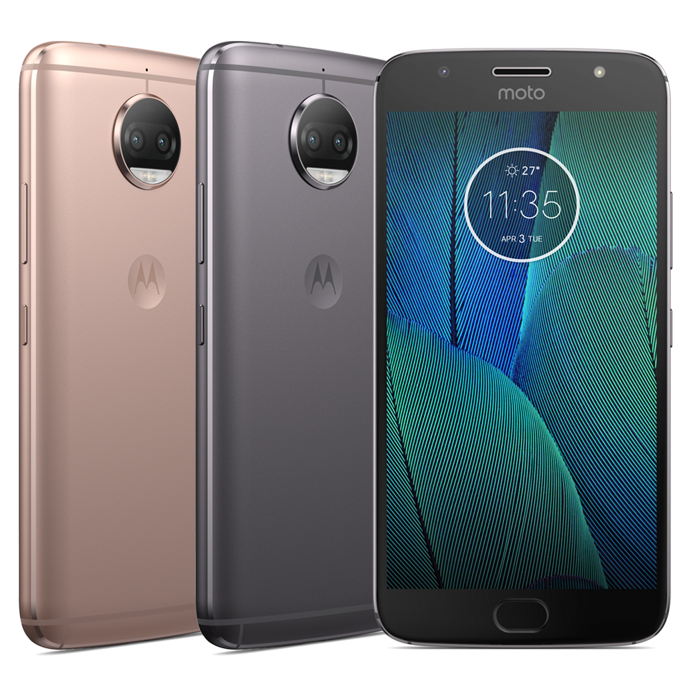MOTO g5s PLUS (3G/32G) 5.5吋八核智慧手機