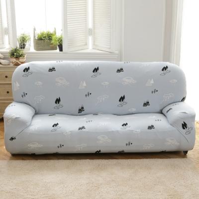 【歐卓拉】雲之谷棉柔彈性沙發套1+2+3人座(1111精選商品)