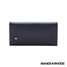 MANDE RHODE - 巴弗洛 - 質感真皮訂製簡約長夾 - 86341-C