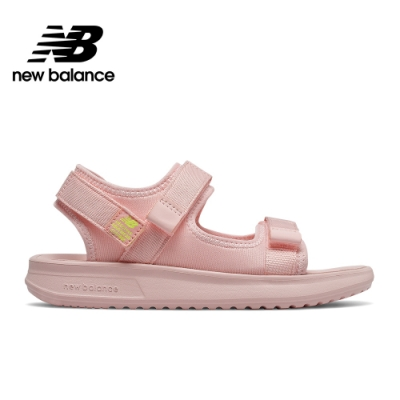 New Balance 涼拖鞋/童鞋_中性_粉橘_YH750PS-W楦