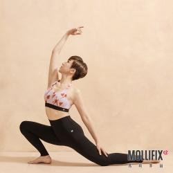 【LULU老師聯名】Mollifix 瑪莉菲絲 彈力修身高腰動塑