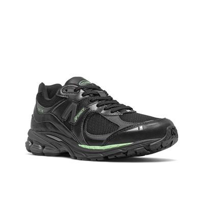 NEW BALANCE 復古運動鞋 中性 2002R M2002RLD-D 黑 綠