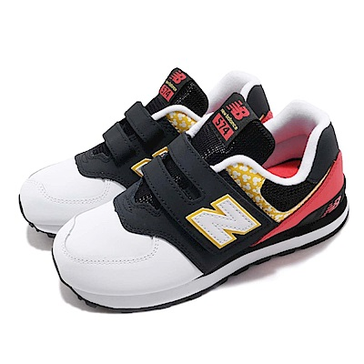 New Balance 慢跑鞋 YV574DSCW 寬楦 童鞋