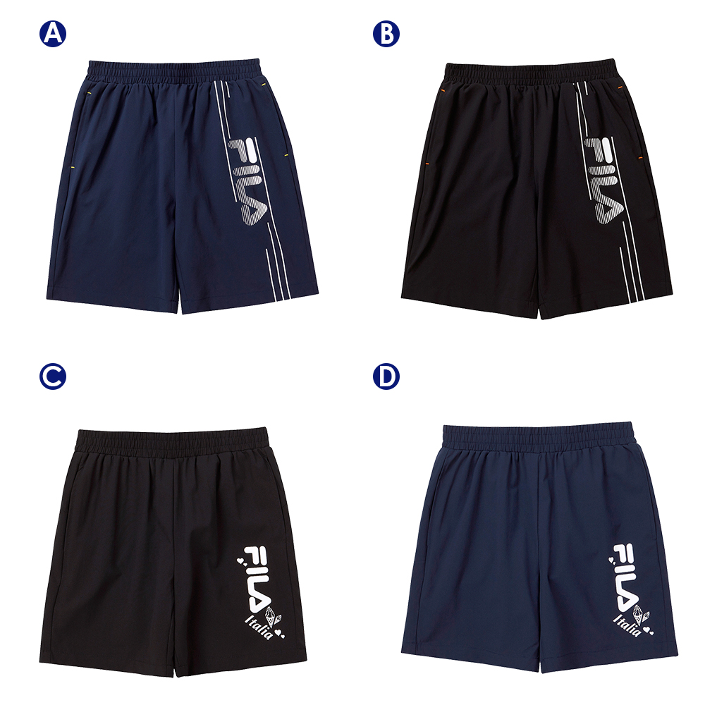 [時時樂限定] FILA KIDS 運動休閒短褲(4款任選)