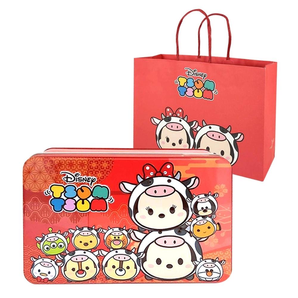 迪士尼TSUM TSUM 法蘭酥餅乾禮盒(220g)