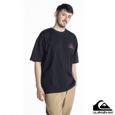 【QUIKSILVER】YARD ROCK ST T恤 黑色