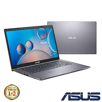 (直升12G) ASUS X415MA 14吋筆電 (N4020/4G/128G SSD/Laptop/星空灰)