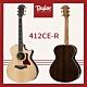 Taylor 412CE-R電木吉他 product thumbnail 1