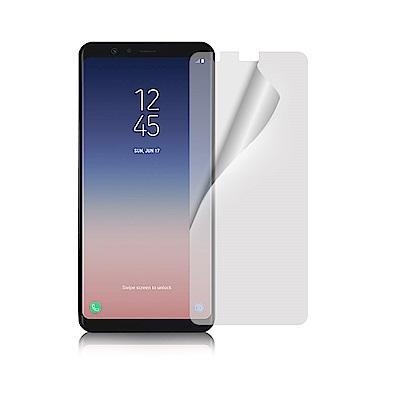 NISDA  Samsung Galaxy A8 Star 高透光抗刮螢幕保護貼-非滿版