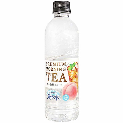 SUNTORY 蜜桃風味茶飲料(550ml)