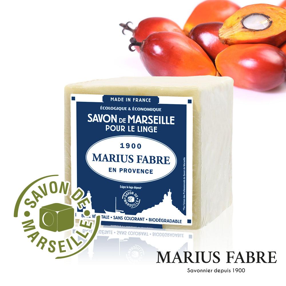 法國法鉑-棕櫚油經典馬賽皂-200g/顆