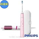 (超值組)飛利浦智能護齦音波震動牙刷HX6856+HP8660整髮造型吹風梳