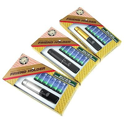 FRIEND HOLDER日本進口 MULTI-SLIM 細煙專用煙嘴-3色可選