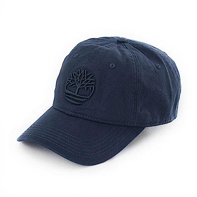Timberland男女款藍色棒球帽A1E9MTB9