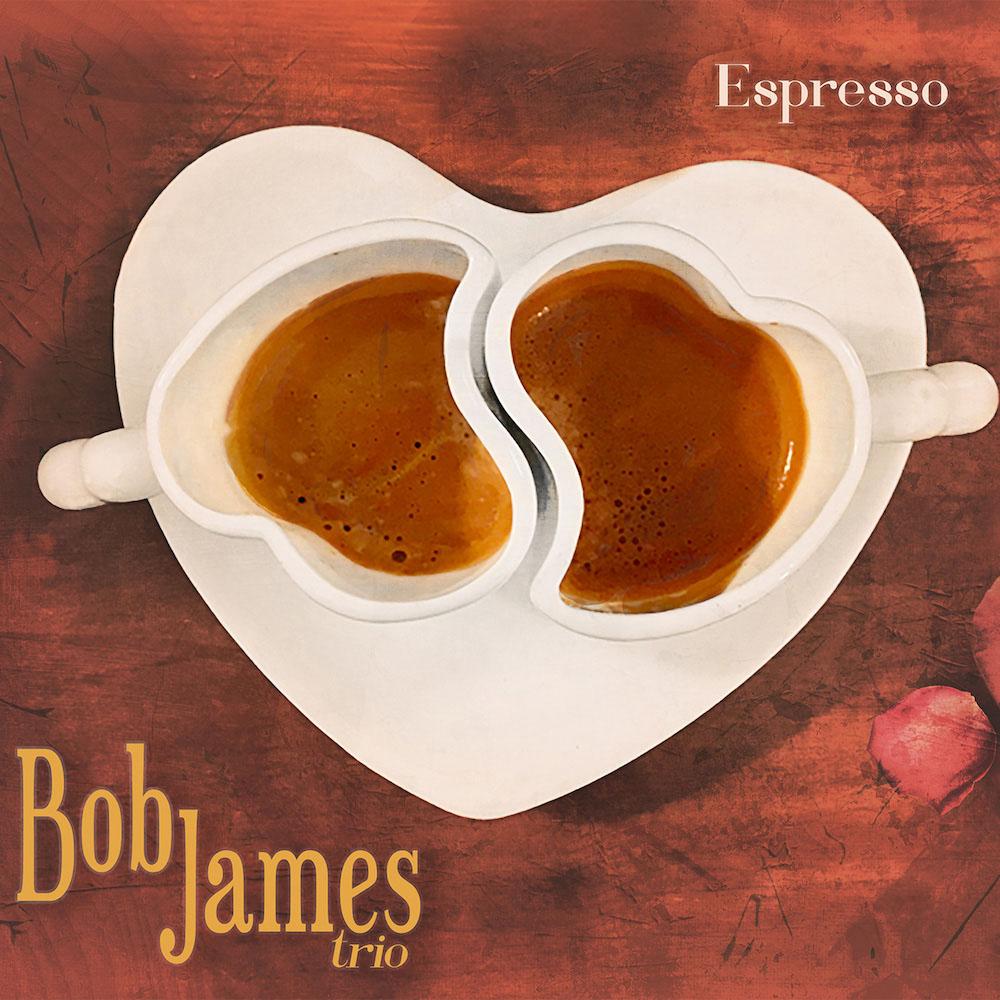 鮑布.詹姆斯 - 濃縮咖啡 LP