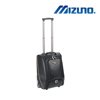 Mizuno美津濃 裝備拖輪袋 黑 1FTD970109