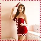 角色扮演服 聖誕公主性感連身裙套裝 被窩的秘密