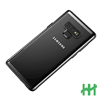 鋼化玻璃手機殼系列 Samsung Galaxy Note 9 (6.4吋) (透明黑邊)