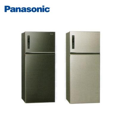 Panasonic國際牌 579公升 一級能效雙門變頻電冰箱 NR-B589TV