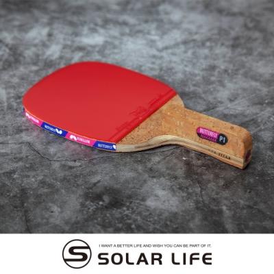 蝴蝶牌 BUTTERFLY 檜木桌球碳纖維拍正手板NAKAMA P-1.桌球拍 乒乓球拍