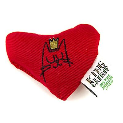 King Catnip北美天然有機貓草 貓草玩具-愛你一萬年-10cm/25g