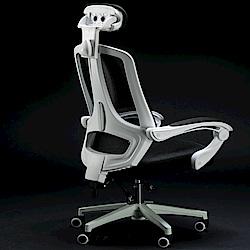 IDEA-凱特透氣舒適高背電腦椅-PU靜音滑輪