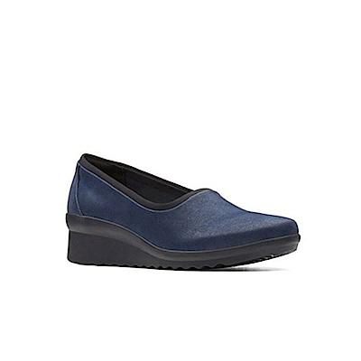 Clarks Caddell Jaylin 女休閒鞋 藍