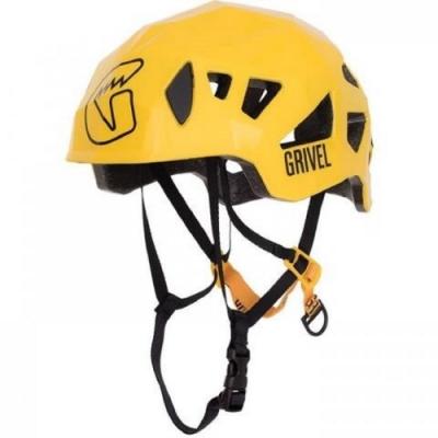 Grivel Stealth 岩盔 / 頭盔 黃