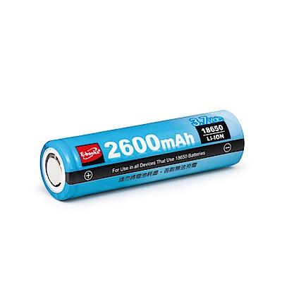 E-books B36 18650充電式鋰單電池-2600mAh