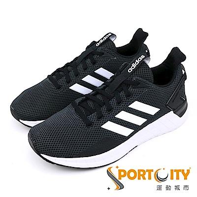 ADIDAS 男 慢跑鞋 黑-DB1346
