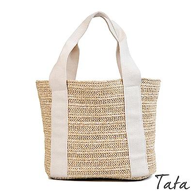 草編織手提包 共二色 TATA