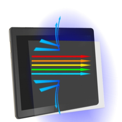 EZstick Lenovo TB-X505F TB-X605F 鏡面 防藍光螢幕貼