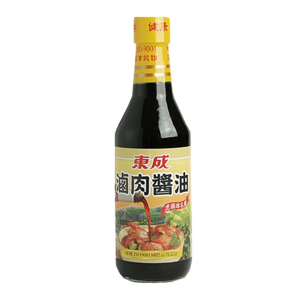 (活動)東成 滷肉醬油 500ml