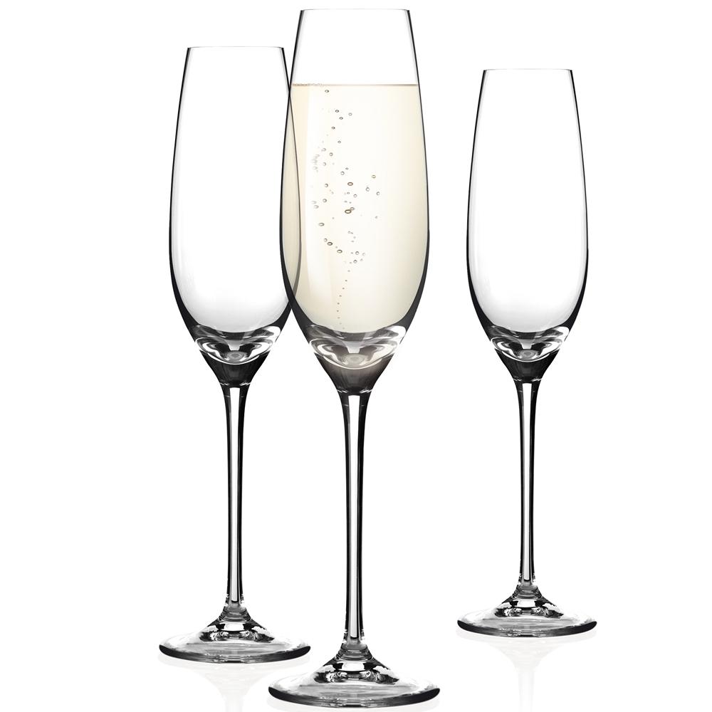 《TESCOMA》Uno香檳杯6入(210ml)