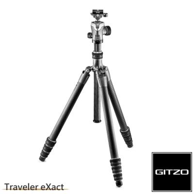 Gitzo Traveler eXact GK2545T-82QD 碳纖維三腳架雲台套組 2號4節-旅行家系列