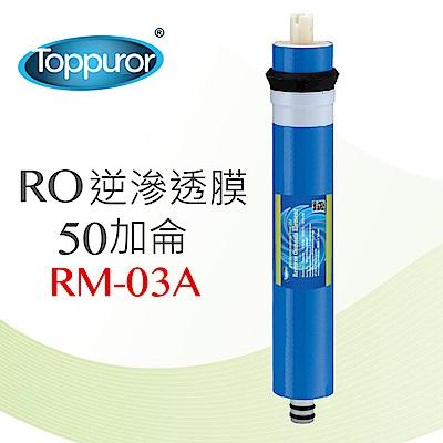 【泰浦樂 Toppuror】50加侖 RO膜(RM-03A)