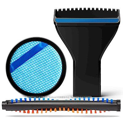飛利浦吸塵器毛髮清潔配件組FC6077